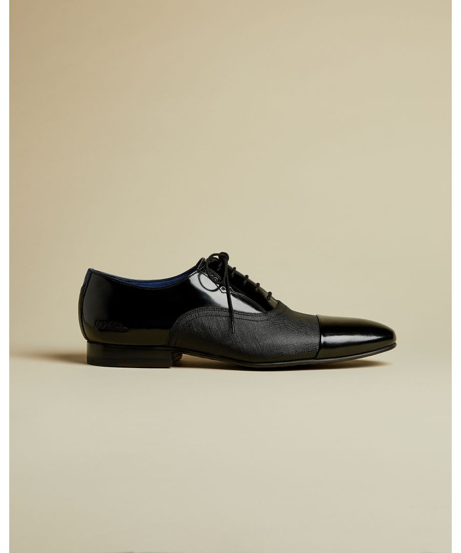 Image for Ted Baker Muraa Leather Shoe, Black
