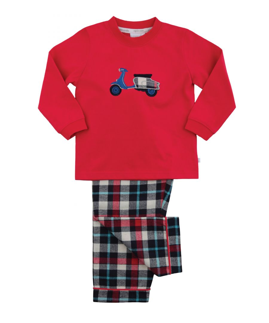 Image for Scooter Cotton Pyjamas