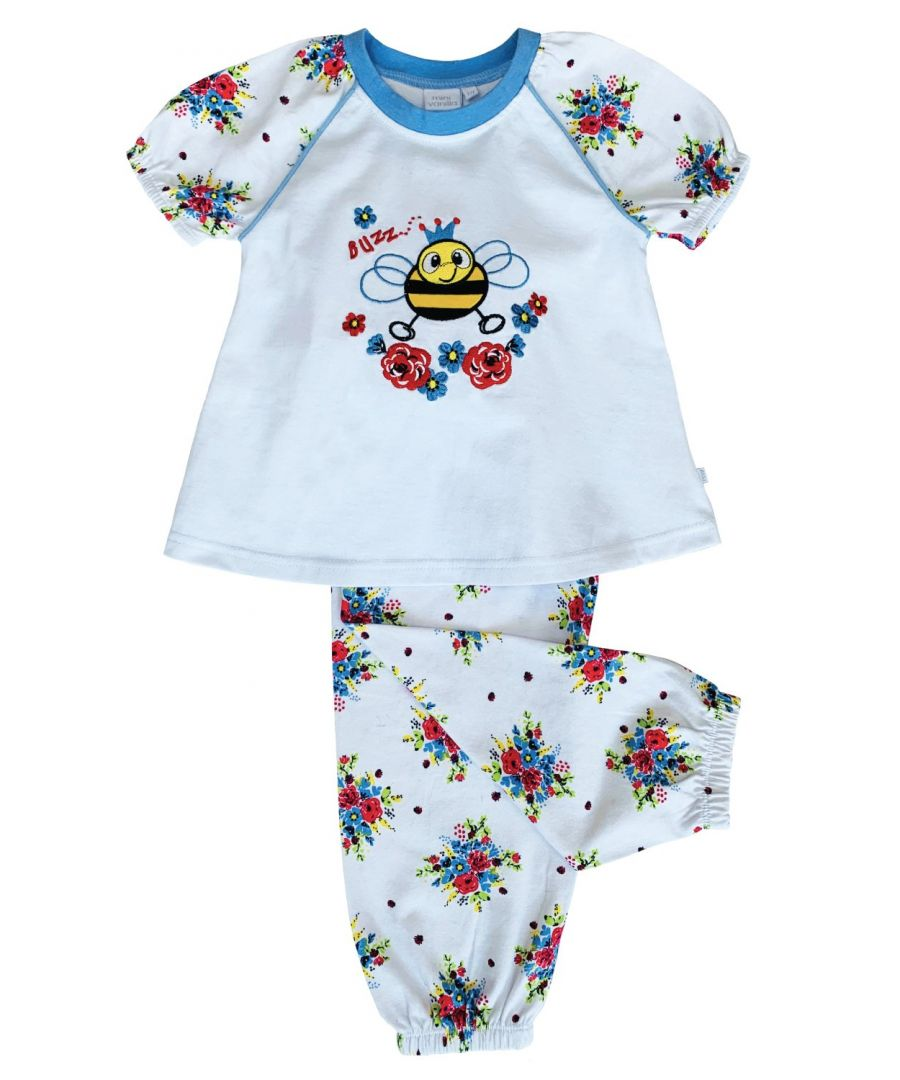 Image for Buzzy Bee Pyjamas for Girls