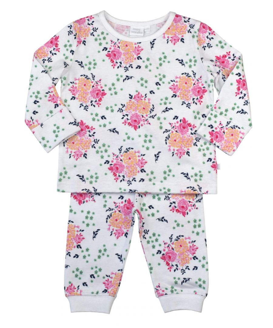 Image for Baby PJ's with Integrated Scratch Mitts