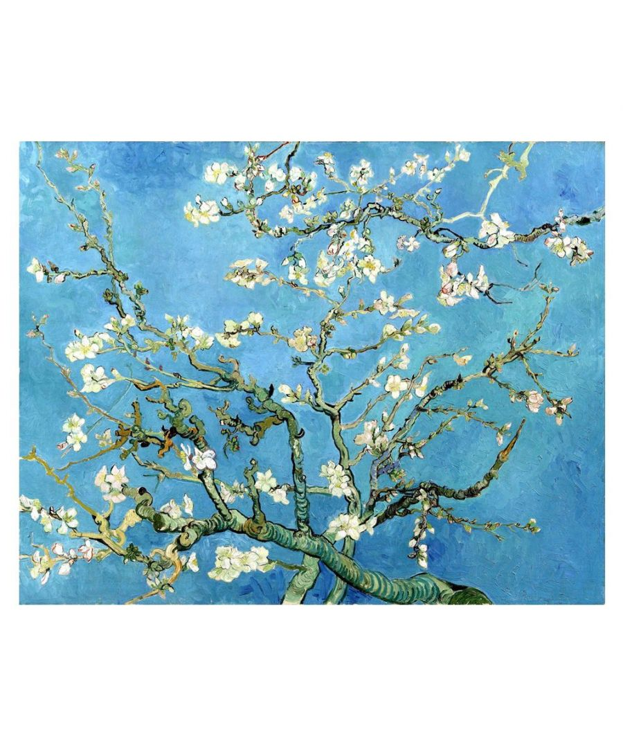 Image for Canvas Print - Almond Blossom - Vincent Van Gogh