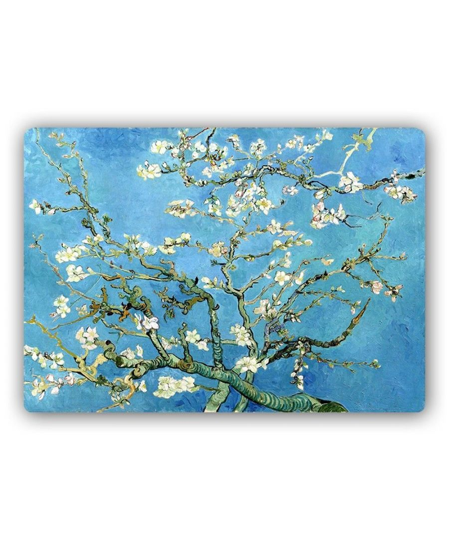 Image for Metal Print - Almond Blossom - Vincent Van Gogh