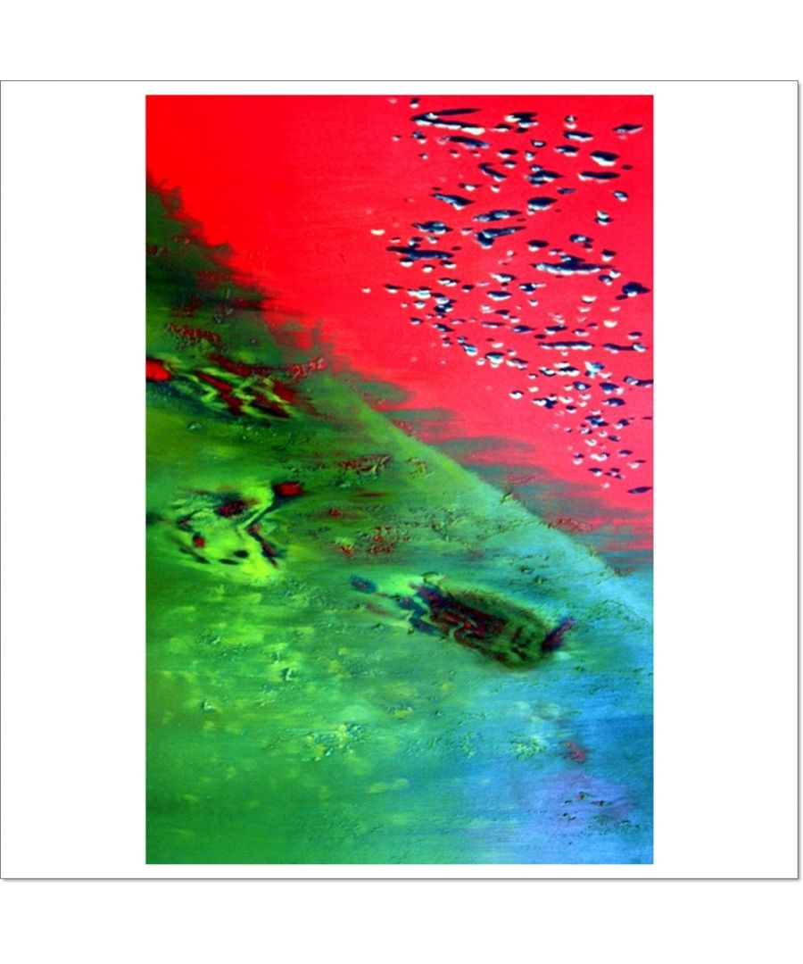 Image for Oil Painting - Tide Of Colours Cm. 40x60