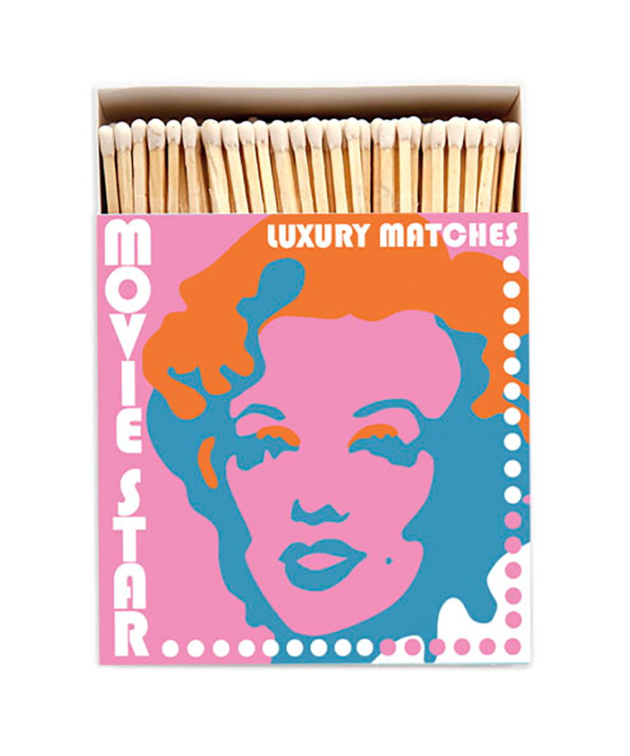 Image for Movie Star Marilyn Monroe Matches