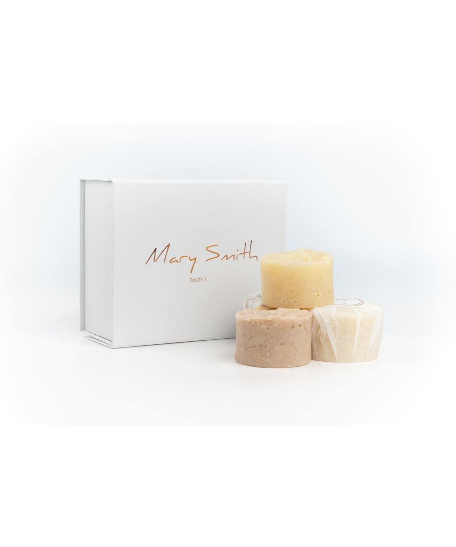 Image for Set of 4 100% Natural Mixed Refreshing Body Soaps