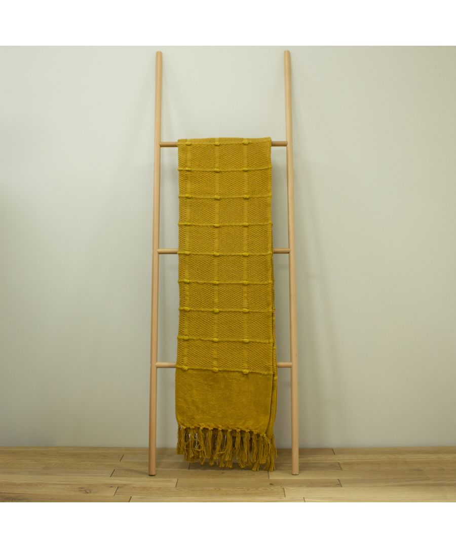 Image for Motti Throw Ochre