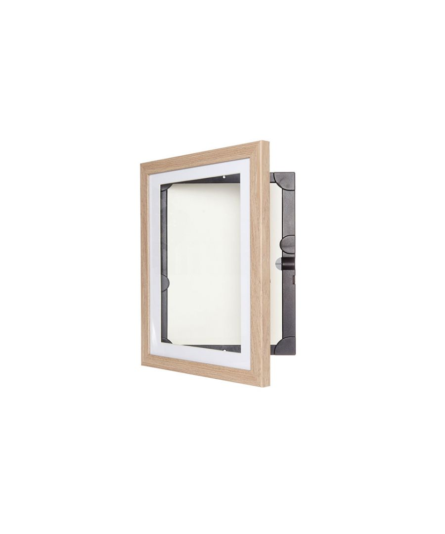 Image for My Little DaVinci Picture Frame - Natural