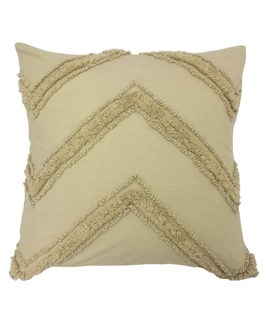 Image for Nammos 45X45 Poly Cushion Natural
