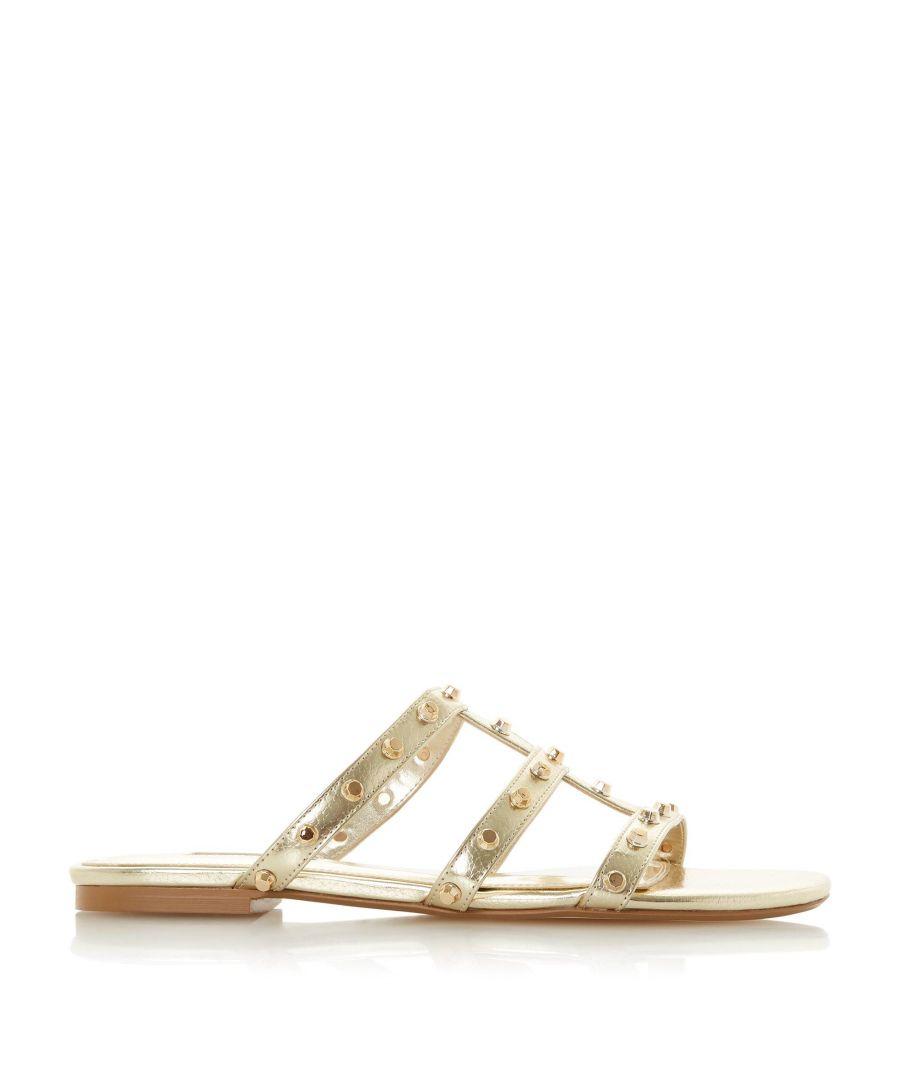 Image for Dune Ladies NASHVILL Stud Embellished Sandals