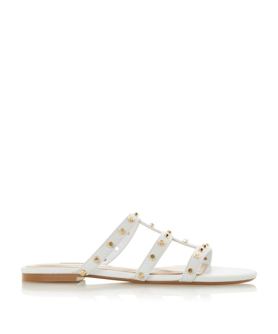 Image for Dune Ladies NASHVILL Stud Embellished Sandals