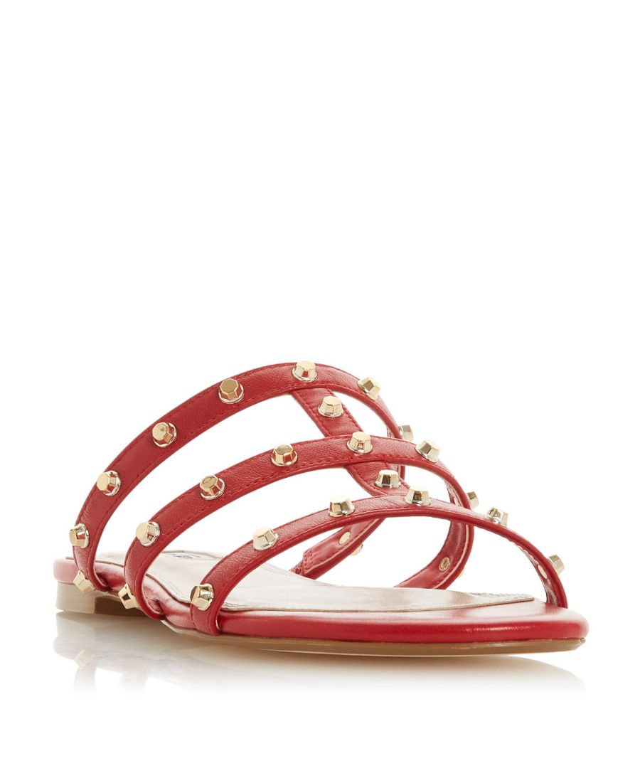 Image for Dune Ladies NASHVILL Stud Embellished Sandal