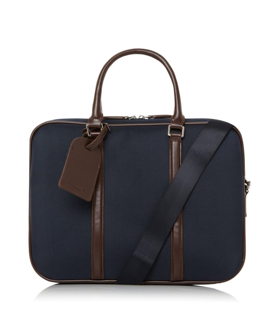 Image for Dune Mens NATHANUEL Nylon Briefcase