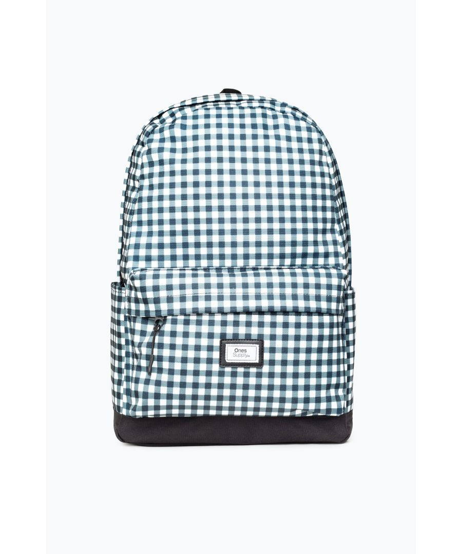 Image for Gingham Mono Core Backpack