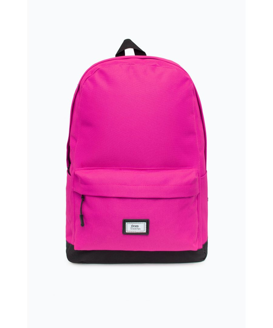 Image for Solid Pink Core Backpack