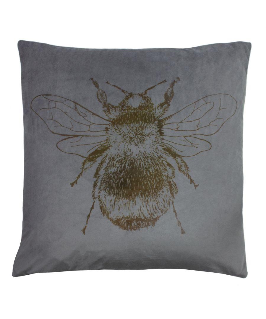 Image for Nectar Velvet Cushion
