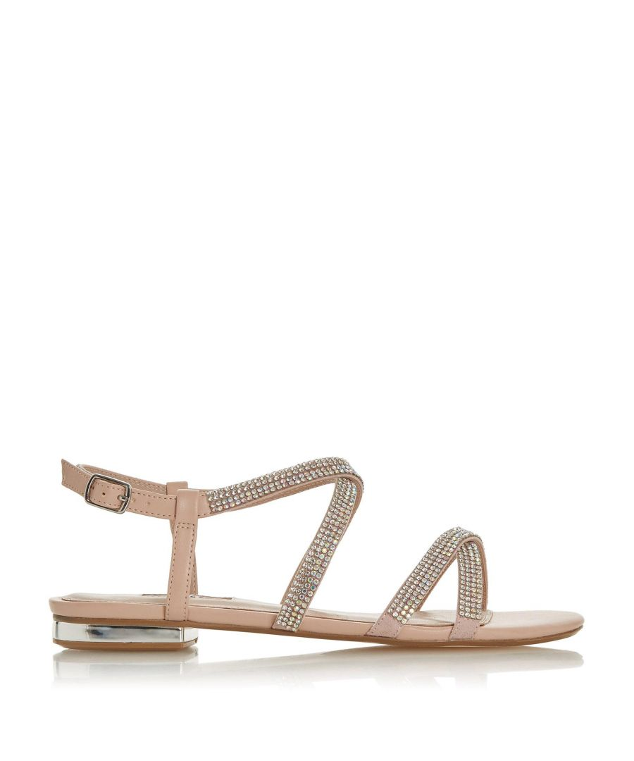 Image for Dune Ladies NEEVIE Diamante Embellished Sandals