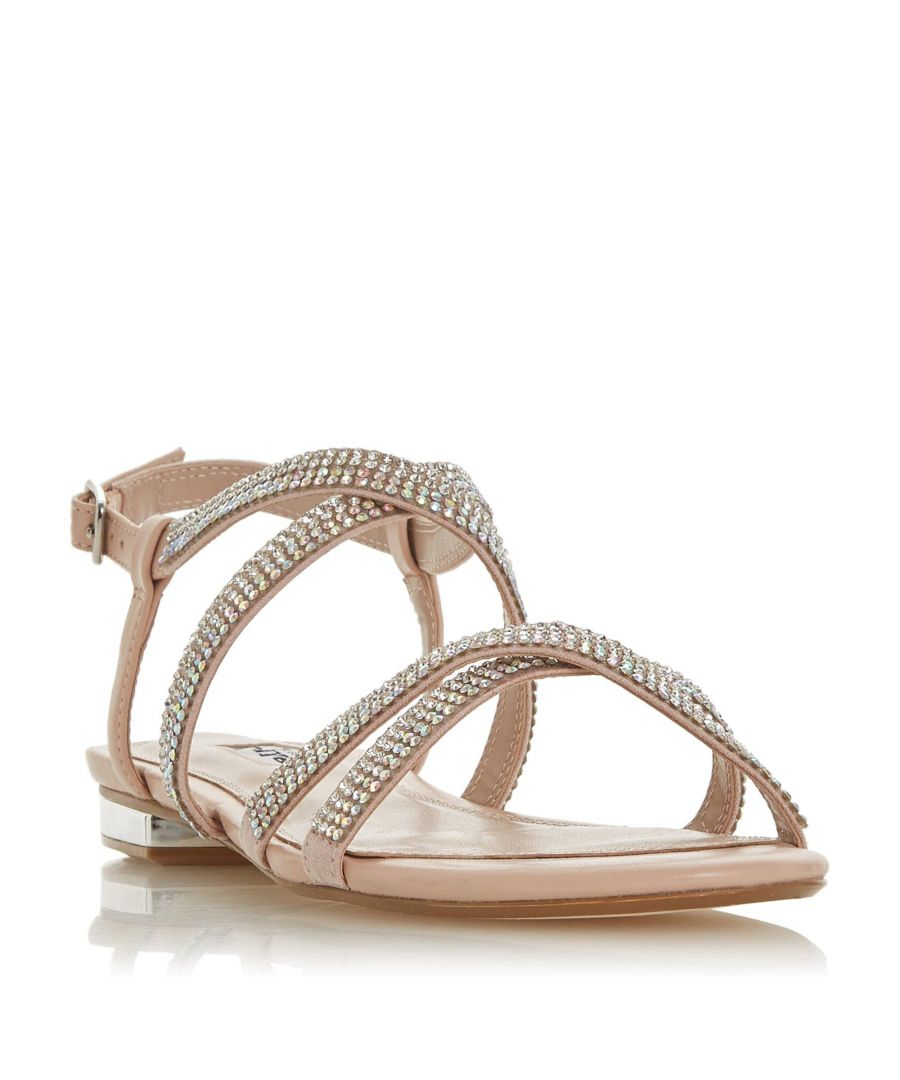Image for Dune Ladies NEEVIE Diamante Embellished Sandal