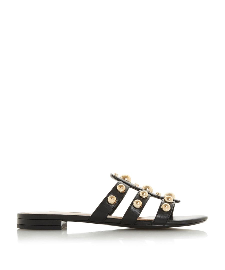 Image for Dune Ladies NELL Stud Embellished Mule Sandals