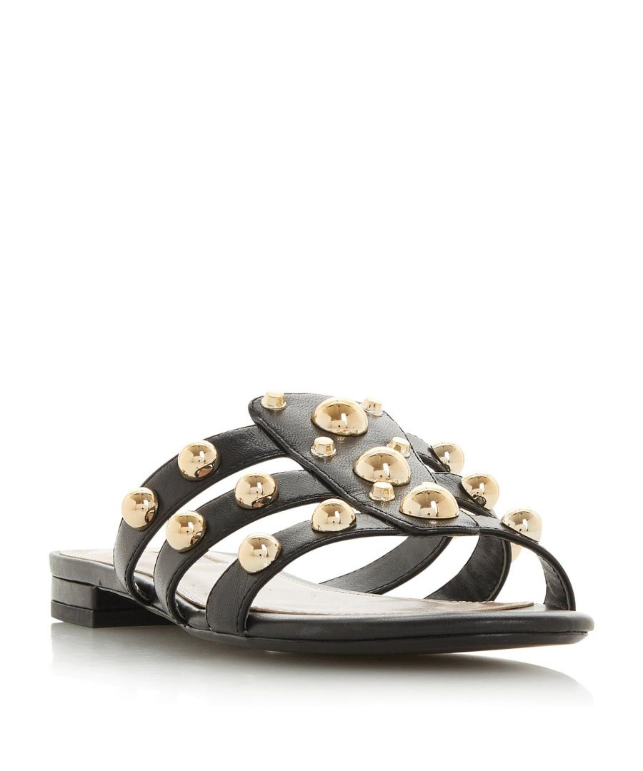Image for Dune Ladies NELL Stud Embellished Mule Sandal