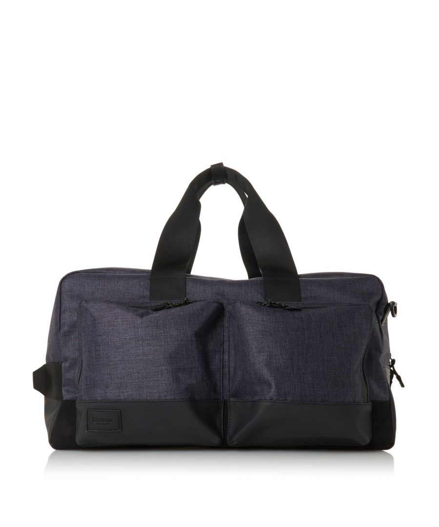 Image for Dune Mens NEWCASTLE Double Pocket Holdall