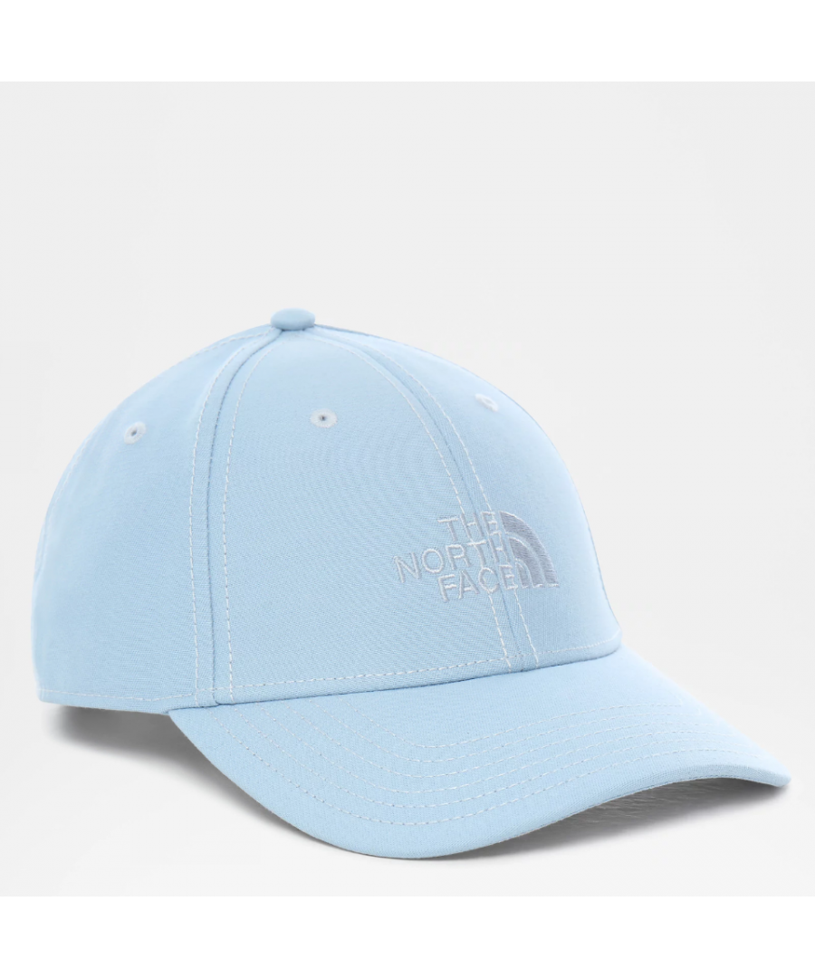 Image for The North Face 66 Classic Cap, Faded Blue