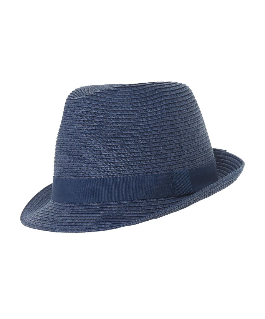 Image for Dune Mens NICO Contrast Band Trilby