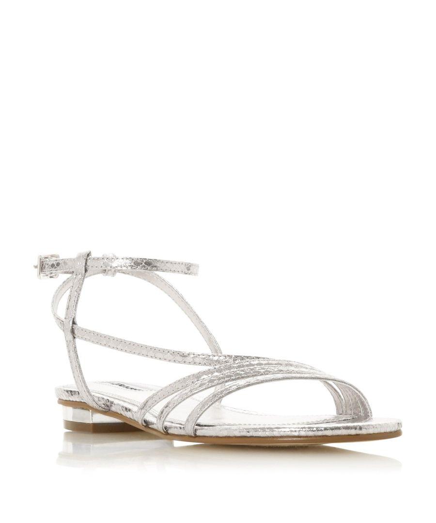 Image for Dune Ladies NISSEY Triple Strap Sandal