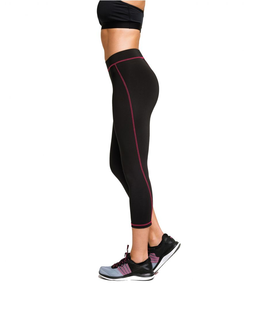 Image for NRNB Capri Fitness Leggings