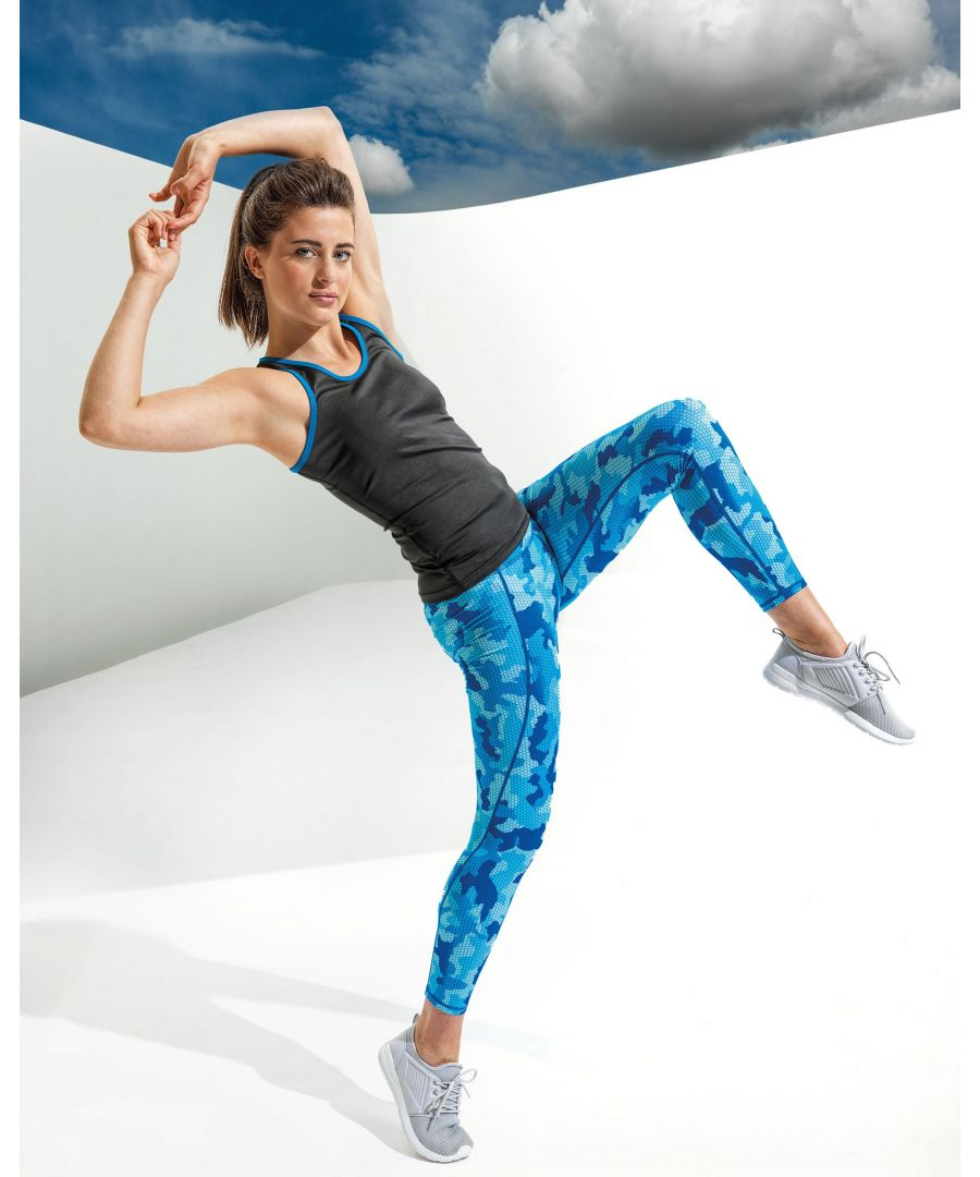 Image for Hexoflage Performance Leggings