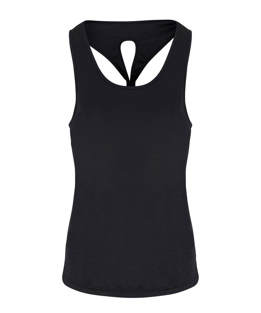 Image for Black Lightweight Knot Vest