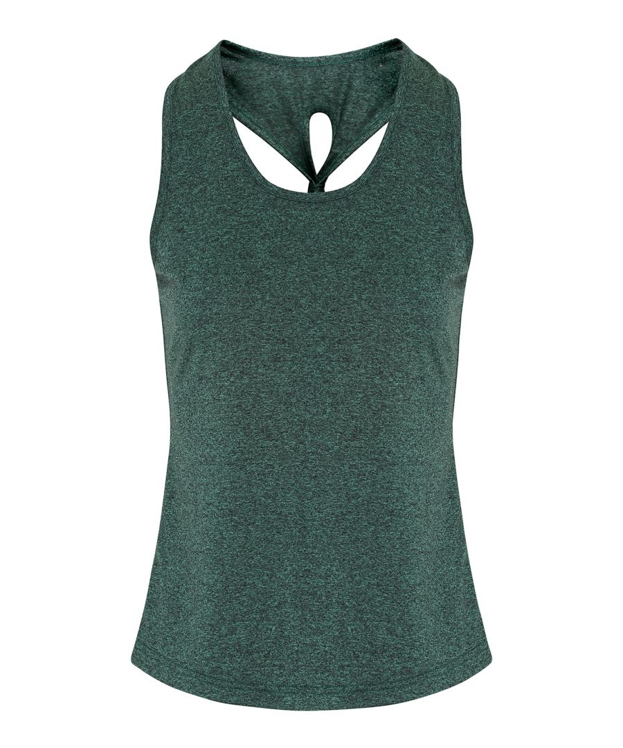Image for Dark Green Lightweight Knot Vest