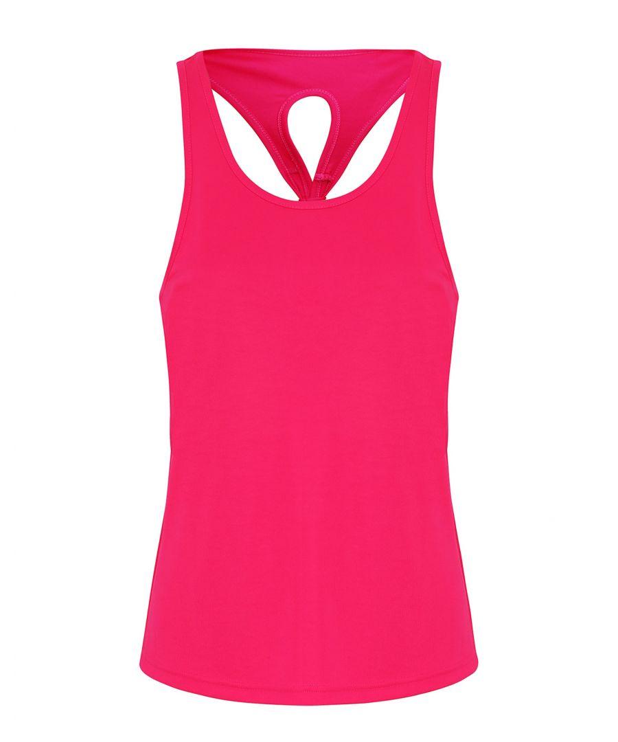 Image for Pink Lightweight Knot Vest