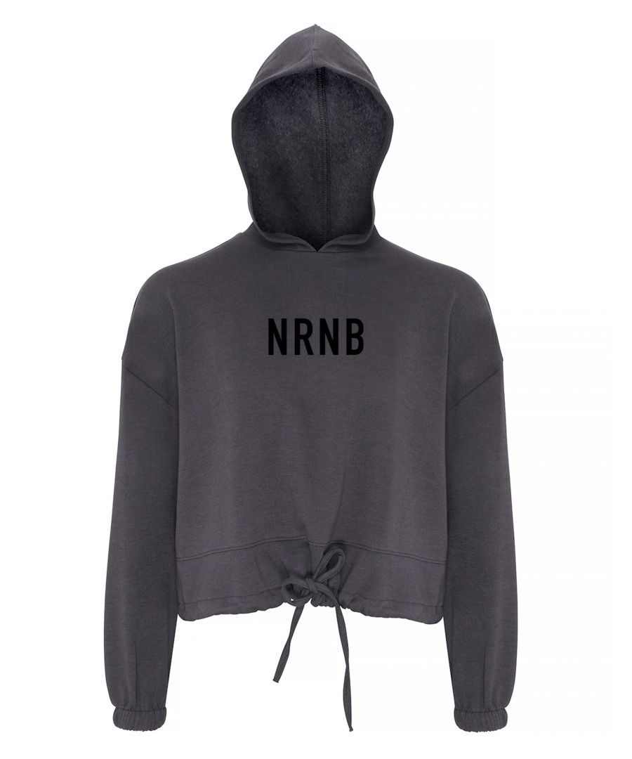 Image for Cropped Oversize Hoodie