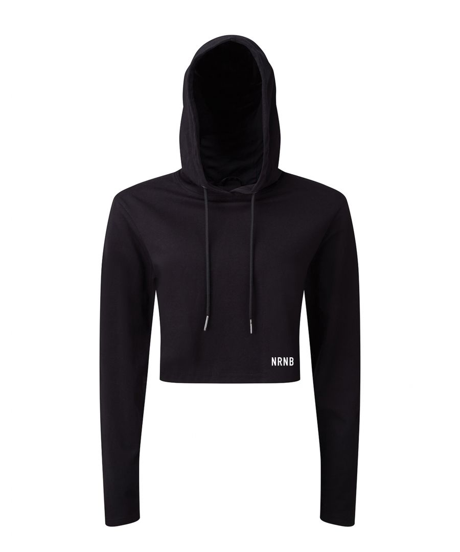 Image for Cropped Hooded Tee