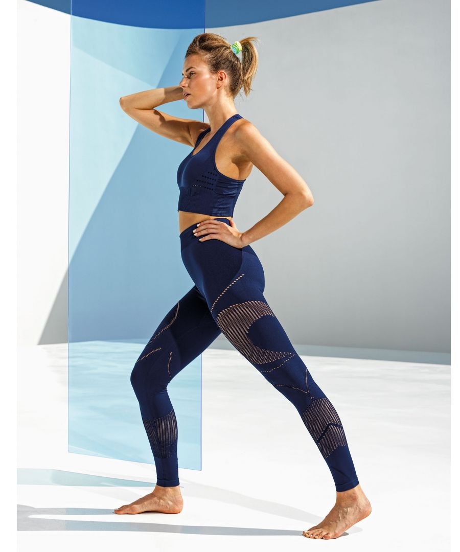 Image for NRNB Seamless '3D Fit' Multi-Sport Reveal Leggings