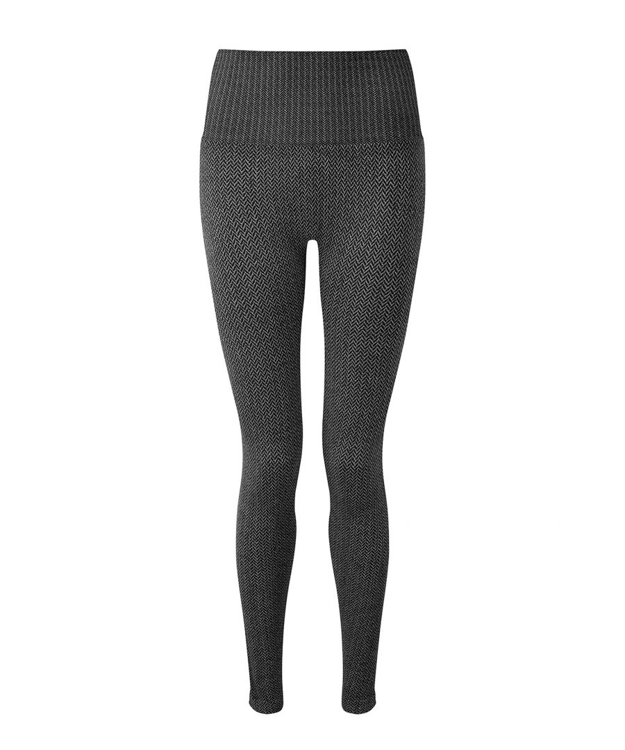 Image for Grey Knitted City Legging