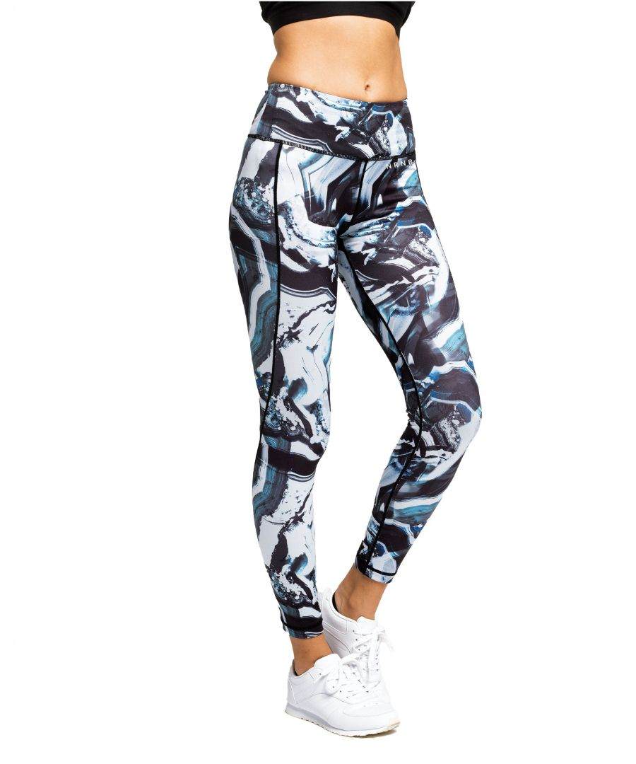 Image for Marble Performance Leggings