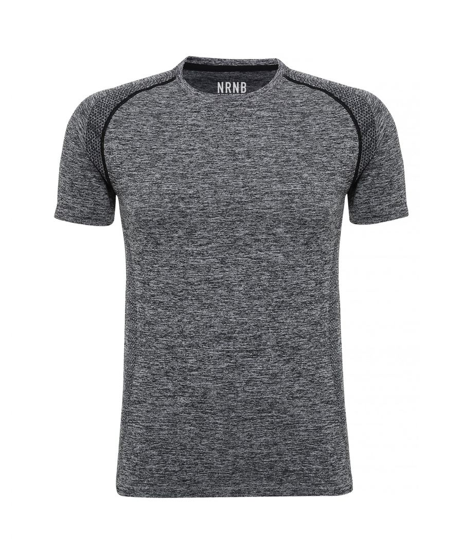 Image for Charcoal Short Sleeve Baselayer
