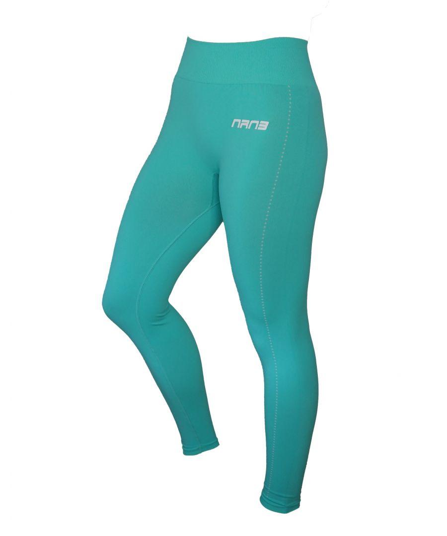 Image for Turquoise Lightweight Leggings