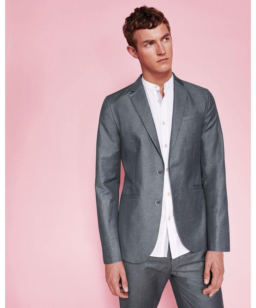 Image for Ted Baker Nublaz Modern Fit Blazer, Blue
