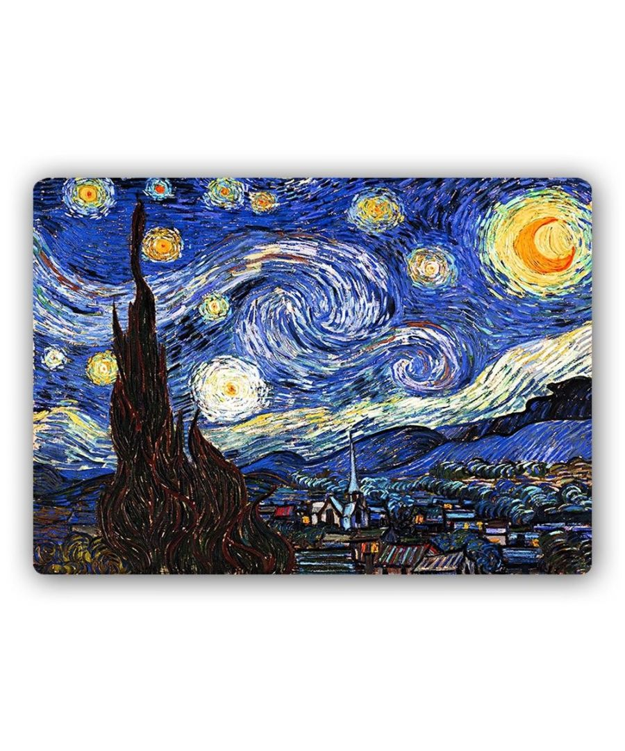 Image for Metal Print - The Starry Night - Vincent Van Gogh