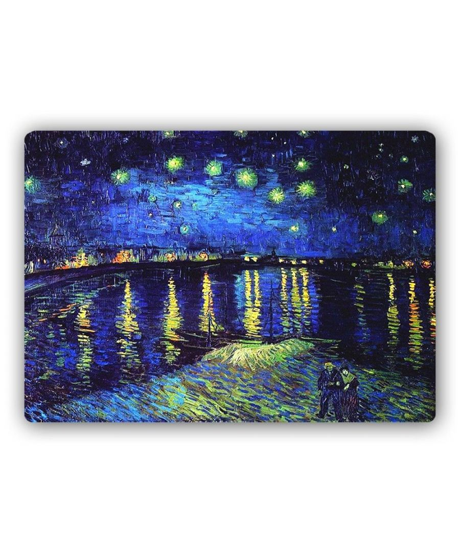 Image for Metal Print - Starry Night Over The Rhone - Vincent Van Gogh