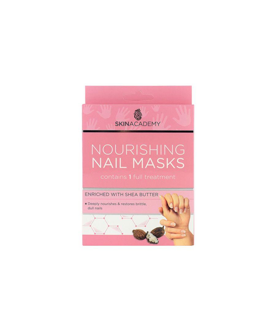 Image for Skin Academy Nourishing Nail Mask