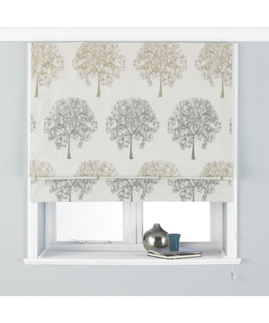 Image for Oakdale Blackout Roman Blind