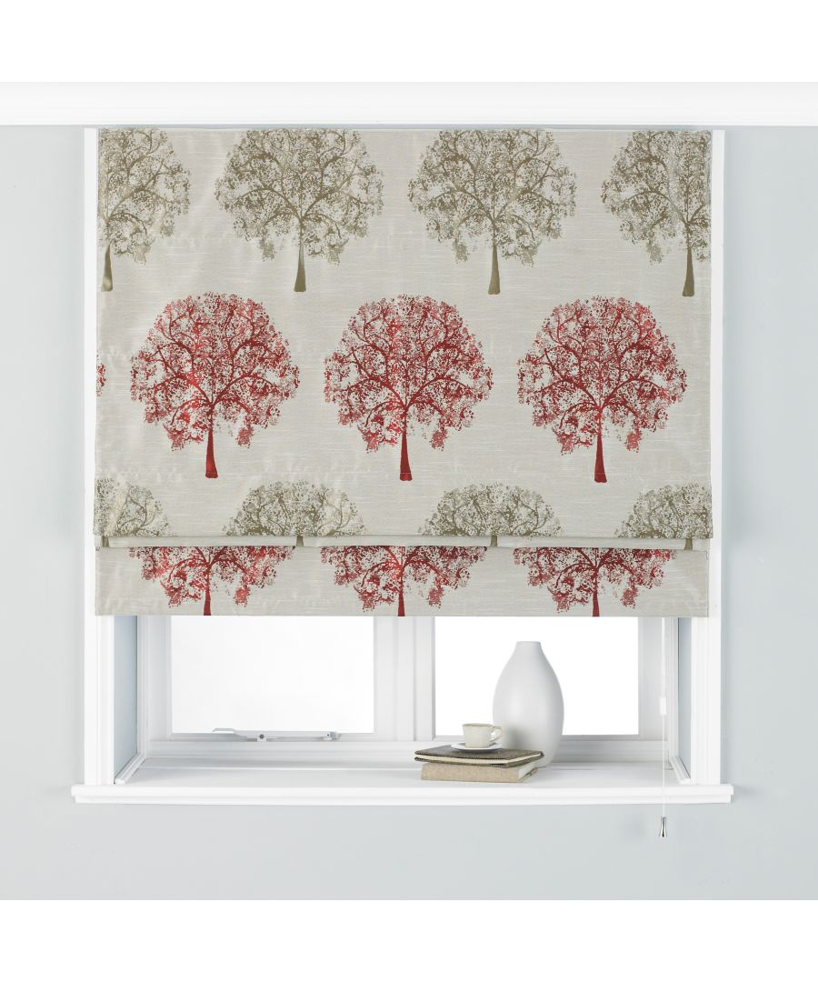Image for Oakdale Blinds Red