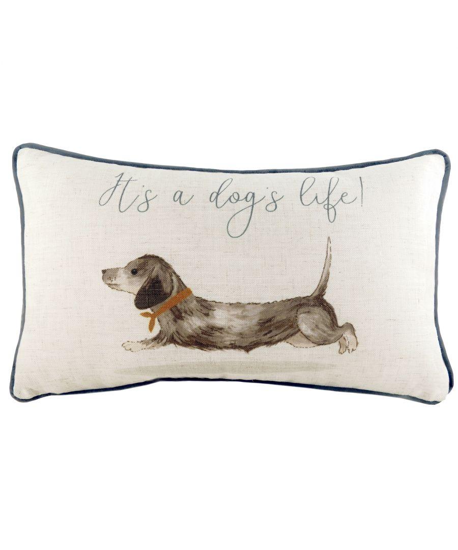 Image for Oakwood Dog Cushion