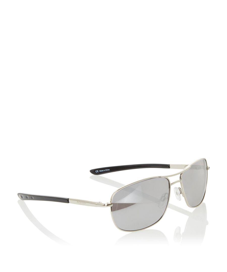Image for Dune Mens OBSERVER Mirrored Aviator Sunglasses