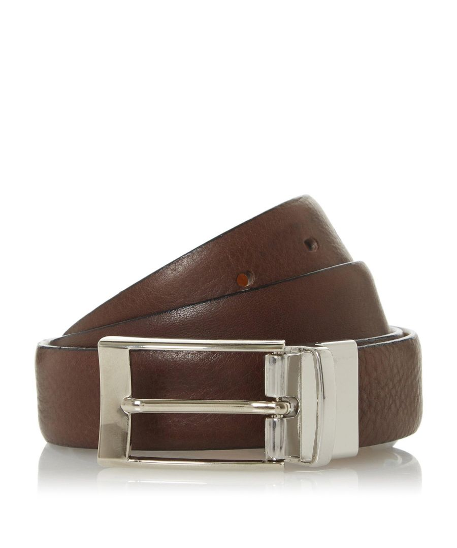 Image for Dune Mens OLAFUR Tumbled Reversible Belt