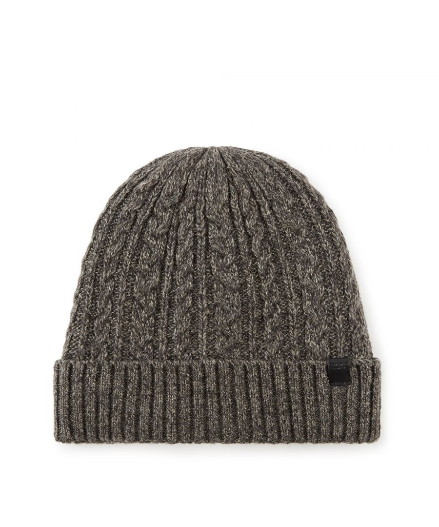 Image for Dune Mens OLLIE Cable Beanie