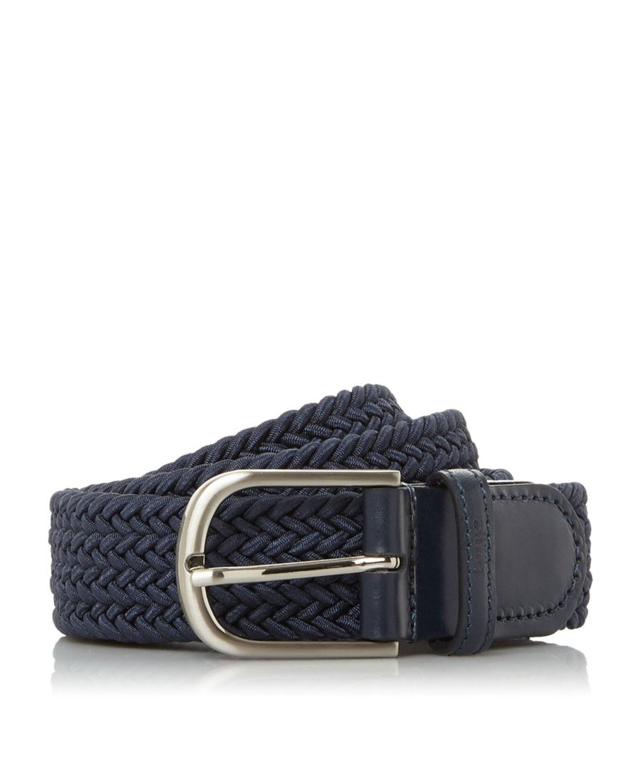 Image for Dune Mens OPELLER Woven Elasticated Belt